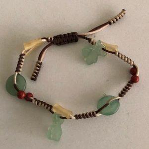 Tous Jewelry - Tous original gems cut adjustable bracelet